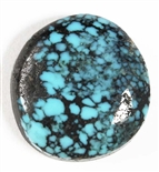 NATURAL HUBEI CHINESE TURQUOISE CABOCHON 19 cts