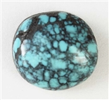 NATURAL HUBEI CHINESE TURQUOISE CABOCHON 12 cts