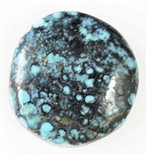 NATURAL HUBEI CHINESE TURQUOISE CABOCHON 15 cts