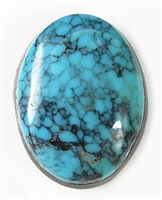 NATURAL HUBEI CHINESE TURQUOISE CABOCHON 7 cts
