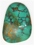 NATURAL MANASSA TURQUOISE CABOCHON  25.5 cts