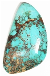 NATURAL PILOT MOUNTAIN TURQUOISE CABOCHON 23 cts