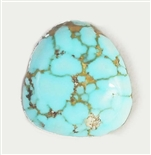 NATURAL #8 TURQUOISE CABOCHON 4.4 cts