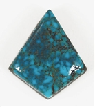 NATURAL APACHE BLUE TURQUOISE CABOCHON 13.3cts