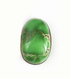 NATURAL CARICO LAKE TURQUOISE CABOCHON 1.8 cts