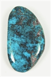 NATURAL DENDRITIC CANDELARIA TURQUOISE CAB 30.6cts