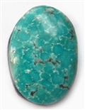 NATURAL FOX TURQUOISE CABOCHON 5.6 cts