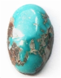 NATURAL FOX TURQUOISE CABOCHON 4.3 cts