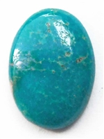 NATURAL FOX TURQUOISE CABOCHON 3.8 cts