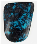 NATURAL INDIAN MOUNTAIN TURQUOISE CABOCHON 38.5cts