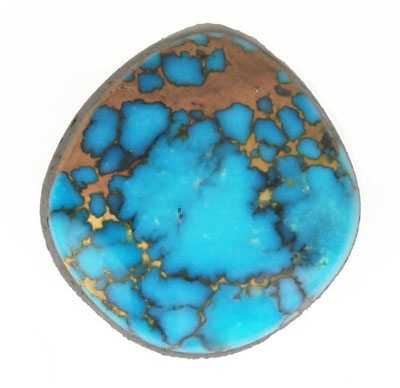 57a5cad34b8d NATURAL INDIAN MOUNTAIN TURQUOISE CABOCHON 6.2 cts