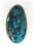 NATURAL INDIAN MOUNTAIN TURQUOISE CABOCHON 3.9cts