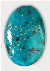 NATURAL KINGMAN CABOCHON 10.6 cts