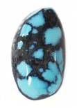 NATURAL LANDER BLUE TURQUOISE CABOCHON 2.5 cts