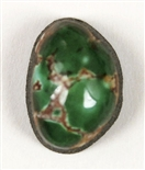 NATURAL CARICO LAKE TURQUOISE CABOCHON 3.1cts