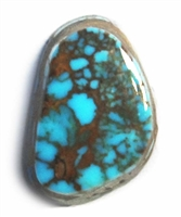 NATURAL RED MOUNTAIN TURQUOISE CABOCHON 3.7 cts