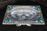 BEAUTIFUL ORVILLE TSINNIE ASHTRAY/CANDY DISH