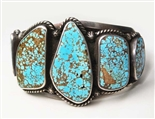 BEAUTIFUL MARK CHEE #8 TURQUOISE BRACELET