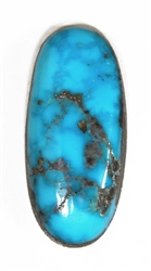 NATURAL MORENCI TURQUOISE CABOCHON 16.5 cts
