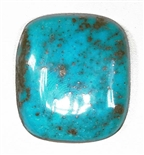 NATURAL MORENCI TURQUOISE CABOCHON 33 cts