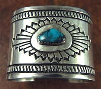 "NATURAL BISBEE TURQUOISE CUFF BRACELET<SPAN style=""COLOR: #ff0000; FONT-WEIGHT: bold"">*SOLD*</SPAN></SPAN>"