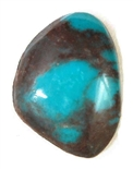 NATURAL BISBEE TURQUOISE CABOCHON 7 cts