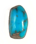 NATURAL BISBEE TURQUOISE CABOCHON 4 cts