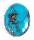 NATURAL MORENCI TURQUOISE CABOCHON 4 cts