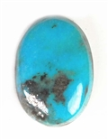 NATURAL MORENCI TURQUOISE CABOCHON 7 cts