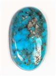 NATURAL MORENCI TURQUOISE CABOCHON 5 cts