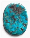 NATURAL MORENCI TURQUOISE CABOCHON 42 cts