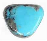 NATURAL MORENCI TURQUOISE CABOCHON 25.5 cts