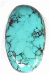 NATURAL MORENCI TURQUOISE CABOCHON 26 cts
