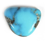 NATURAL MORENCI TURQUOISE CABOCHON 6.5 cts