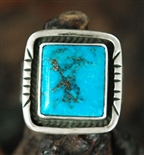 VICTOR GABRIEL MORENCI TURQUOISE RING