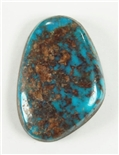 NATURAL BISBEE TURQUOISE CABOCHON 9cts