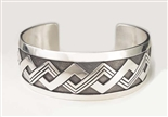 HENRY CALLADITTO STERLING SILVER BRACELET