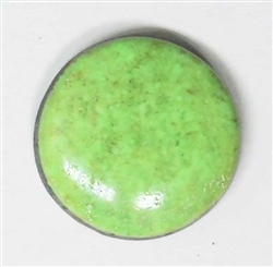 BEAUTIFUL NATURAL GASPEITE ROUND 17.5 cts