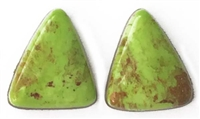 BEAUTIFUL GASPEITE MATCHED PAIR 10 CTS