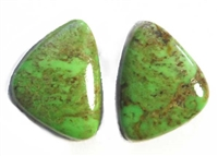 BEAUTIFUL GASPEITE MATCHED PAIR 7 CTS