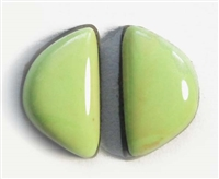 BEAUTIFUL GASPEITE MATCHED PAIR 6 CTS