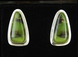 GENE JACKSON SERPENTINE EARRINGS