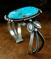 LOVELY JACOB MORGAN MORENCI TURQUOISE BRACELET