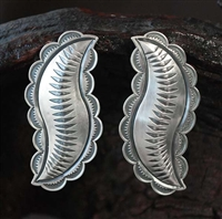 BEAUTIFUL JACOB MORGAN EARRINGS