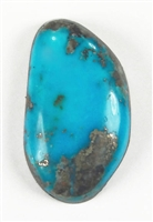 NATURAL MORENCI TURQUOISE CABOCHON 17.5cts