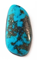 NATURAL MORENCI TURQUOISE CABOCHON 17 cts