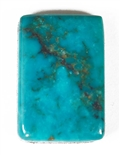 NATURAL MORENCI TURQUOISE CABOCHON 35 cts
