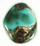 NATURAL ROYSTON TURQUOISE CABOCHON 28 cts