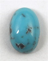 3ct PERSIAN TURQUOISE CAB