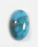 2.5ct PERSIAN TURQUOISE CAB